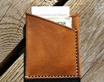 Business Card Wallet, Slim Wallet, Card Holder Wallet, Front Pocket Wallet, Leather Wallet, Handmade Wallet, Minimalist Wallet, Birthday