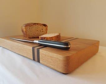 Oak maple walnut Chopping / serving board