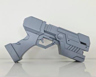 Zero Suit Samus Paralyser Gun   Samus Gun Prop   ZSS Gun   Samus Aran Gun   Samus Pistol   Zero Suit Samus Gun   Samus Gun   Samus Pistol