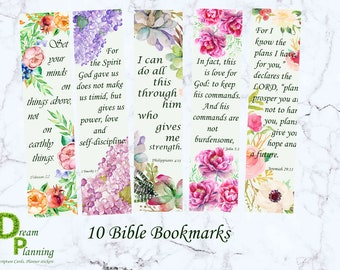bible bookmarks christian bookmark scripture bookmark bible verse bible journaling bible study gift faith bookmark study bible accessories