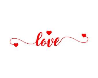 heart svg - heart svg file - love svg - love svg file - valentines day svg - valentine svg file - valentines svg file - heart cutting file