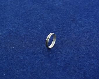 Filigree 925 Silver ring