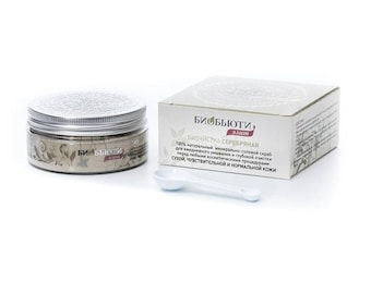 Natural Silver Bio-cleaning silver for dry and normal skin (Biobeauty Elite), 70g
