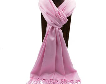Pashmina, Scarf, Shawl Solid Color