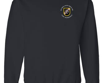 46th Special Forces Group Embroidered Sweatshirt-3795