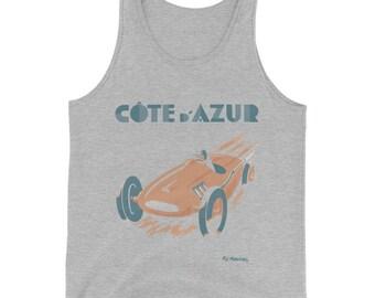 Cote D'Azur Men's Tank