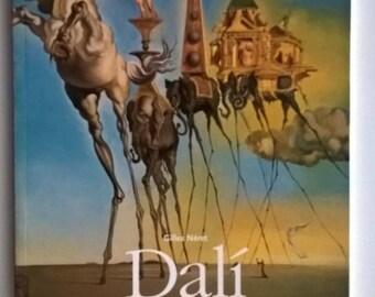 Book Salvador Dali by Gilles Neret Edition editorial Group L'Espresso 2001