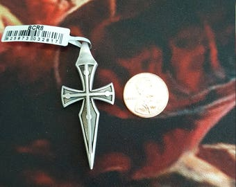 Pewter Cross Pendant