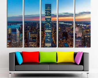 New York Wall Art | Etsy