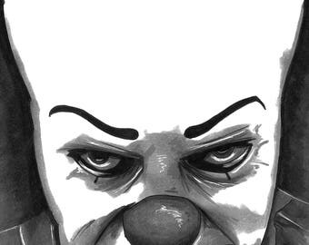 Pennywise 11x17
