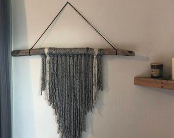 Wall Yarn Hanging
