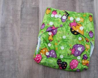 Berries Pocket Cloth Diaper Set
