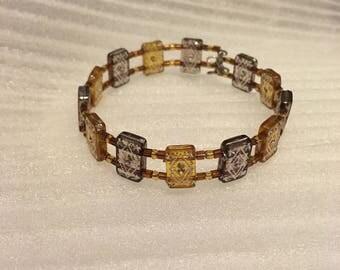BrownBlack Bracelet