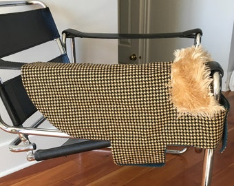 Houndstooth Dog Jacket
