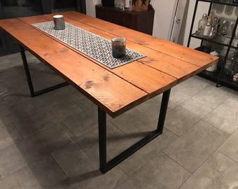 Rustic Dining Table - SPS Bespoke