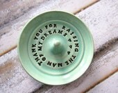 MIL ring dish - Gift for mother of the groom - Keepsake Ring Dish - Ready to Ship,  Gift box included