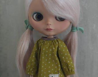 Snapdragon Dress for Blythe Doll