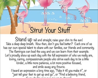 Girlfriend Wisdom Column - Strut Your Stuff