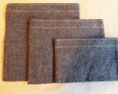 Set of 3 Reuseable Sandwich and Snack Bags Ready to Ship Immediately