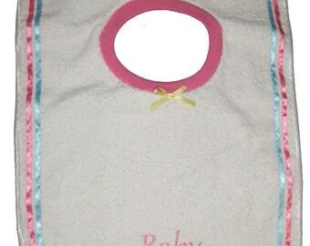Adult Baby Sissy Littles ABDL ~ Li'l DRIBBLERS Bib ONLY ~ Baby Dress Up  Binkies n Bows
