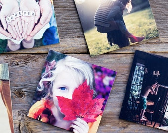 Prints on Wood | Your Photo Printed on Wood | Photos on Wood | Wood Photo Print | Photo Collage