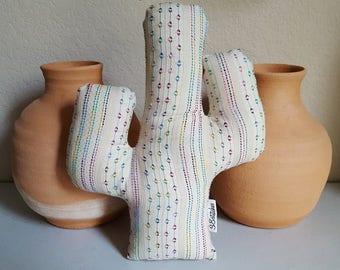 Cactus Pillow, Cactus Plush, Stuffed Cactus, Home Decor, Southwest Nursery Decor, Cactus Throw Pillow, Decorative Cactus Plush Pillow