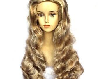 Sleeping Beauty Aurora Adult Costume Base Wig Kit - Do it Yourself