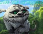 Gruff the Neverbeast Costume for Jennifer