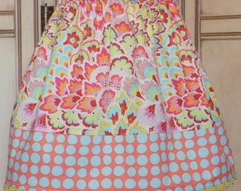 Harvest Floral Skirt