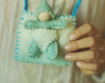Gnome Pocket Friend -Blue