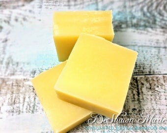 SOAP 3 lb Unscented Shampoo, Shaving, Soap Loaf, Wholesale Soap, Vegan Soap, Cold Processed Soap, Natural Soap, Christmas Gift