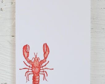 Notepad | Lobster