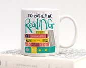 Book Lover Gift, Coffee M...