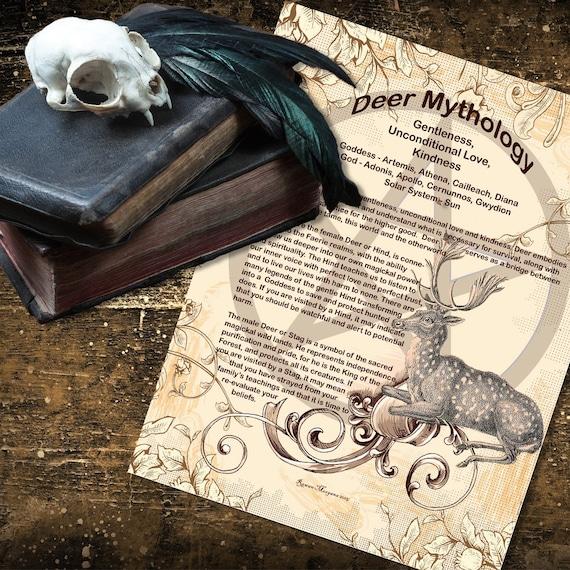 Deer Mythology