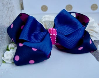 Lots of Dots Bow