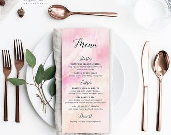 Menu Cards - Once Upon A Time (Style 13671)