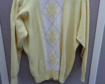 Vintage Pringle Sweater