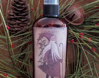 Christmas Cravings room and linen spray ~ Scents of Christmas