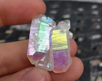 Angel Aura / Opal Aura Quartz Cluster