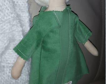 Rag Doll Jess Brown Likeness Handmade OOAK Daisy