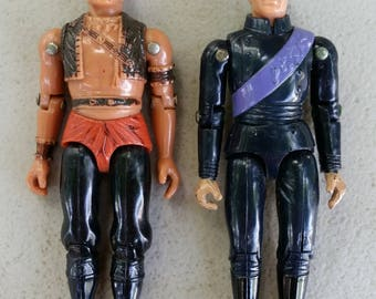 Buck Rogers figures by Mego 1979