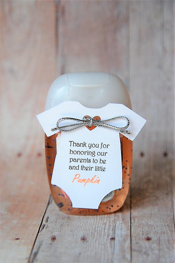 Printable Thank You For Honoring Our Parents To Be And Their