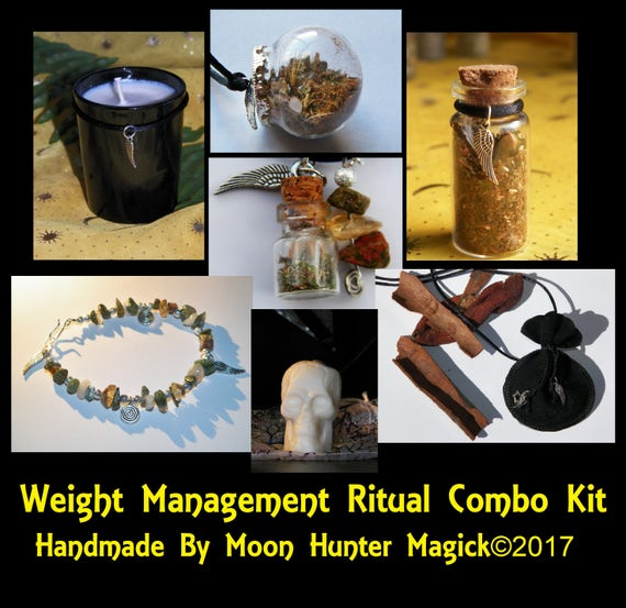 Weight Management  Combo Kit Weight Loss Ritual Kit