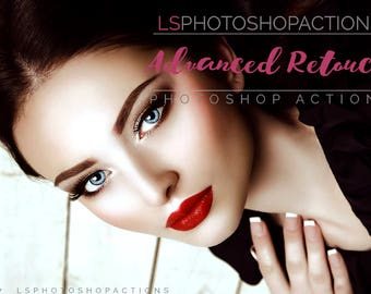 LS Advanced Retouch Photoshop Actions