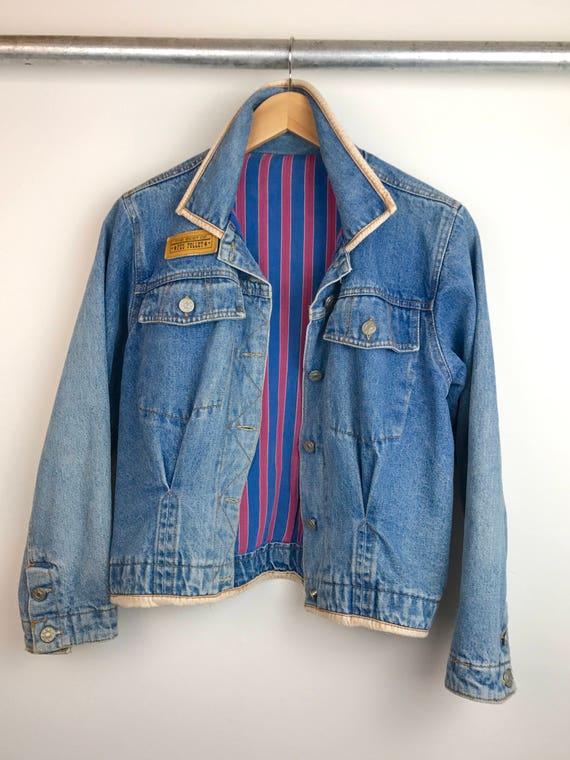 French Jean Jacket