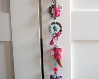 Rear-View Mirror,Car Jewelry,dangle, charm, car jewelry for rearview mirror, window deco