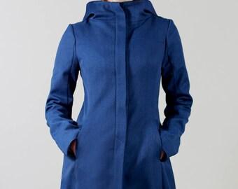FEMKIT hooded coat M.E.L.L.I