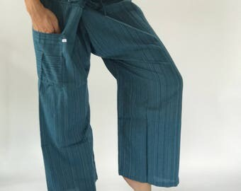 TC0006 Thai fisherman/Yoga are pants Free-size: Will fit men or woman