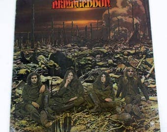 Armageddon 1975 Vinyl LP Record Album SP 4513