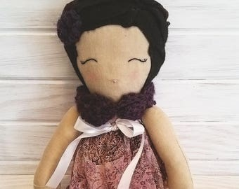 Maria 18 Inch Ballerina Rag Doll
